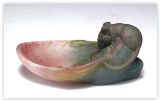 アマルリック・ワルター 灰色のネズミとインゲンの小箱(16?)