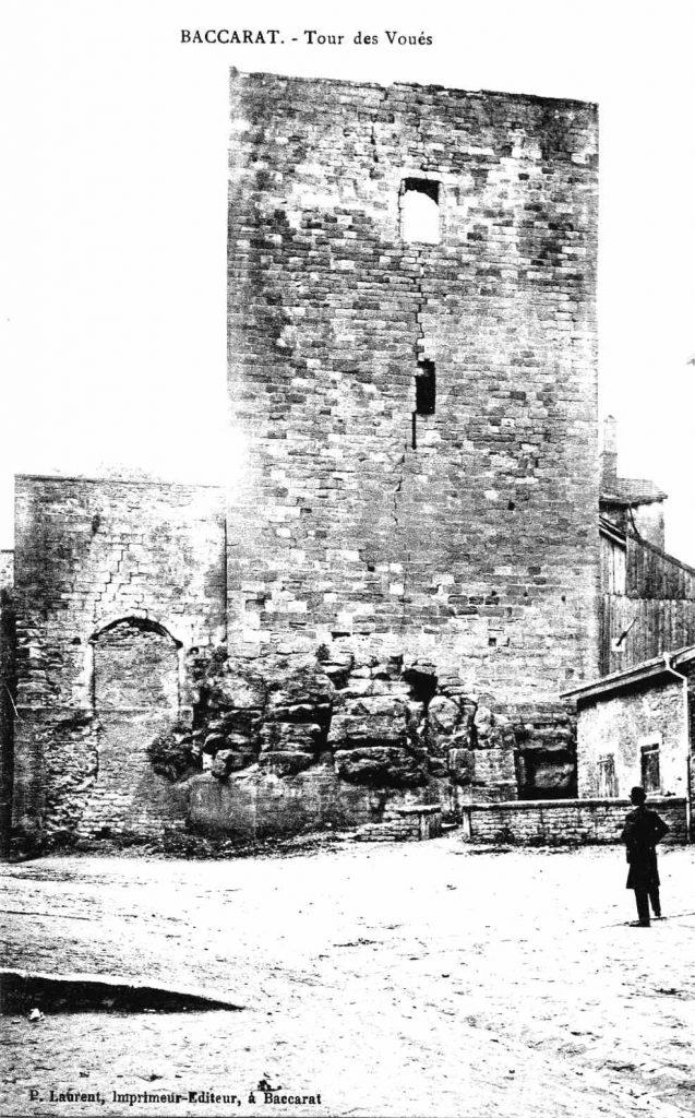 バカラ村 フランス ささげの塔1