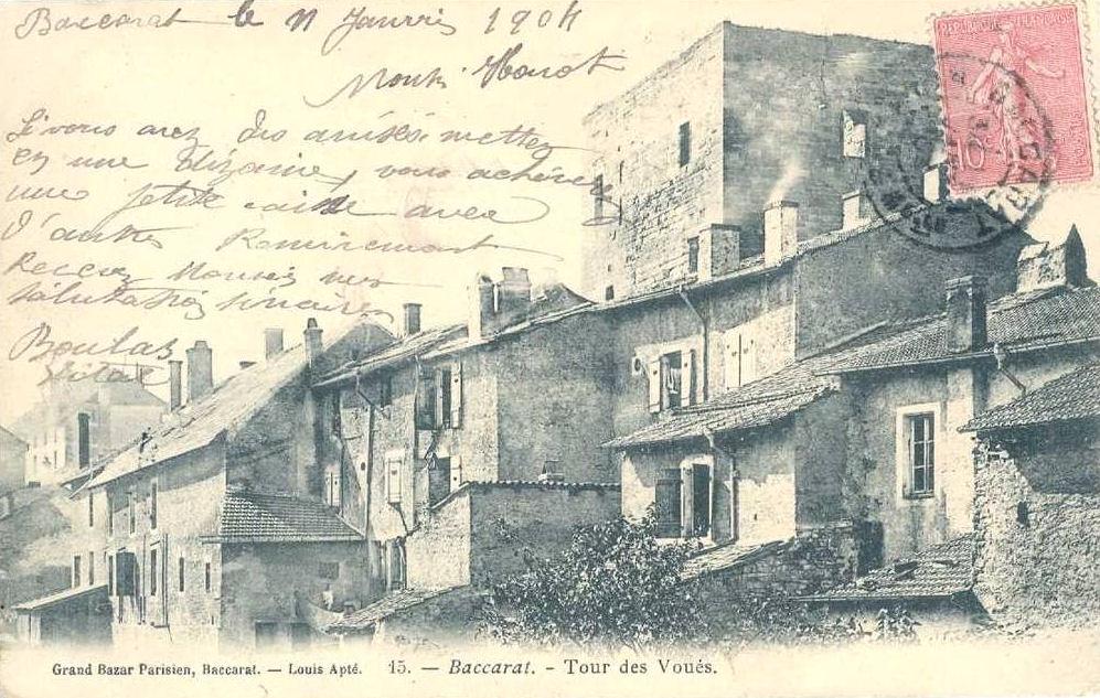 バカラ村 フランス ささげの塔3