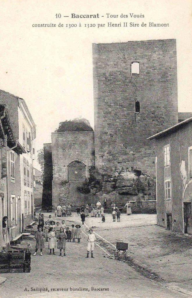 バカラ村 フランス ささげの塔4