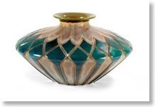 アマルリック・ワルター 二重円錐形の花瓶