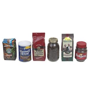 各種コーヒー豆