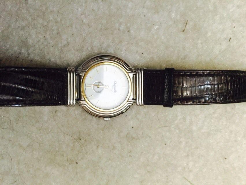 クリストフルの腕時計 バンド(ベルト)